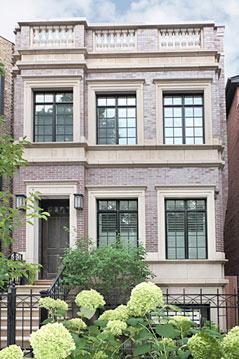 ak custom homes chicago custom builder of luxury single family
